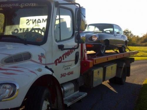 23-1/2 hour towing, winchouts, lockouts, jump starts. 365 Days a year at your service.