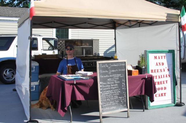 Food Trucks Rockland Maine