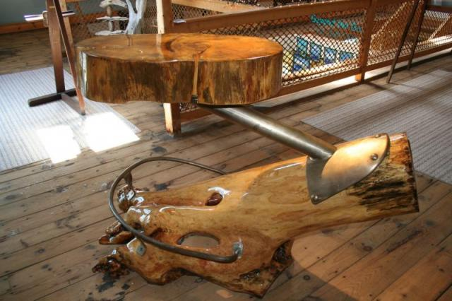 One Of A Kind Furniture The Billy Bar By Local Joel Cox Penbay Pilot