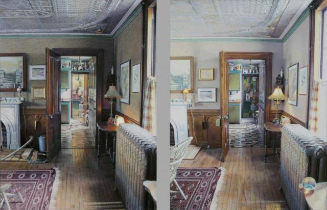 Salt Lamps Belfast :  The sad beauty of time passing reflects in artist Eric Green s latest drawings PenBay Pilot