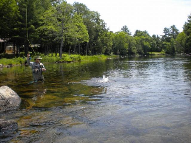 Let s talk about fishing grand lake stream penbay pilot for Public fishing lakes near me