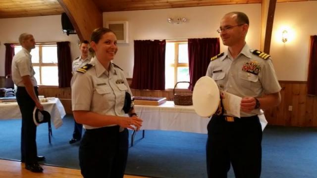 Coast Guard Cutter Abbie Burgess Has A New Commander