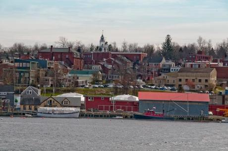 Belfast Maine