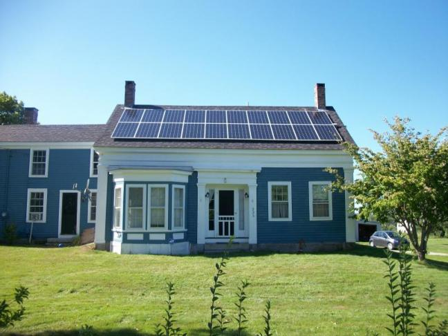 Energy efficiency case study rockport maine penbay pilot for Affordable energy efficient homes