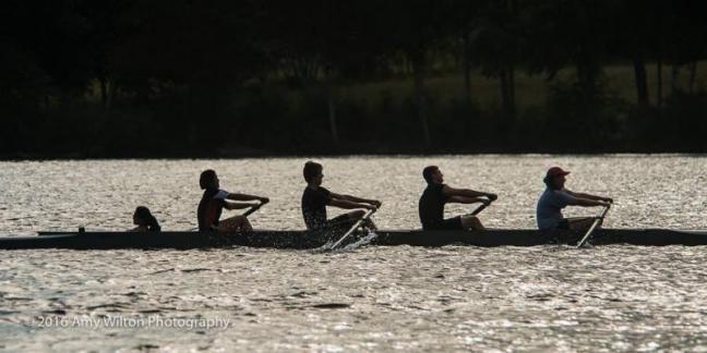Megunticook Rowing Varsity Boys Four