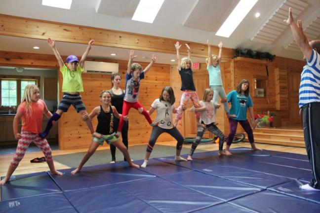 Circus Summer Camp Riley School