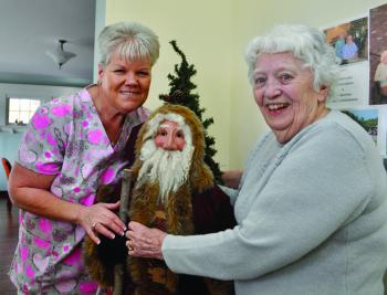 Lincoln Home Independent and Assisted Living on Damariscotta River Newcastle Maine Seniors