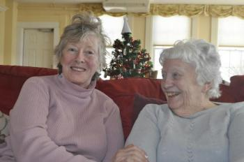 Harborview cottage Memory Loss Community midcoast Maine
