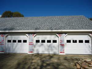 9x7 garage doorNEW STEEL INSULATED GARAGE DOOR WITH 12 HP LIFTMASTER GARAGE DOOR
