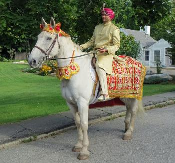 Sikh Wedding Rockport maine USA