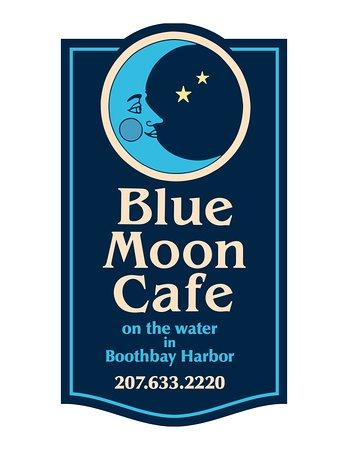 blue moon restaurant, mutt scrub, boothbay harbor