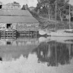 lime kiln at Ducktrap