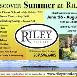 Summer Camp Riley School