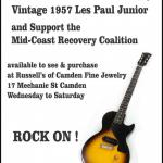 Les Paul Mid Coast Recovery Coalition