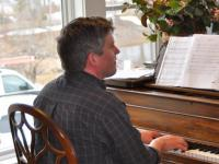 Sean Flemming Lincoln Home Sing a long March 6