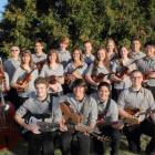 The Saline Fiddlers